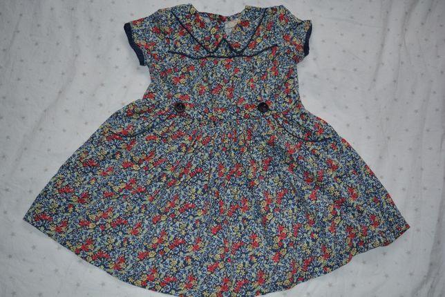 Sukienka letnia 92/98cm