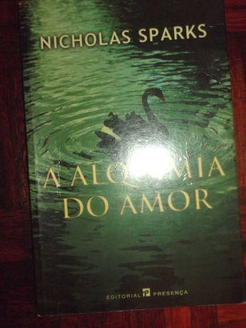 A alquimia do amor- Nicholas Sparks