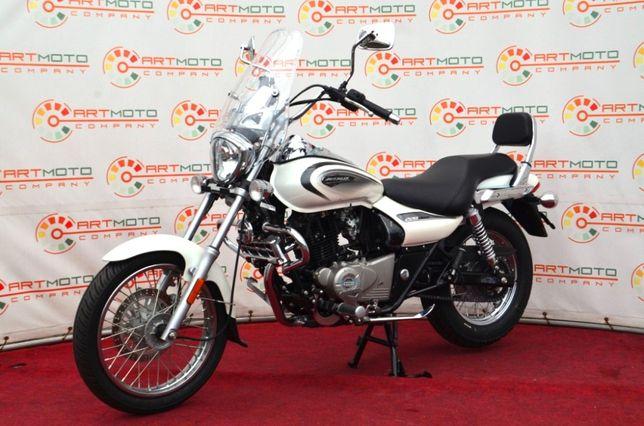 Новый мотоцикл BAJAJ AVENGER CRUISE 220 Официально из салона АРТМОТО