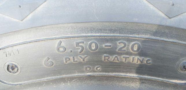 Opony  good year 6.50 20