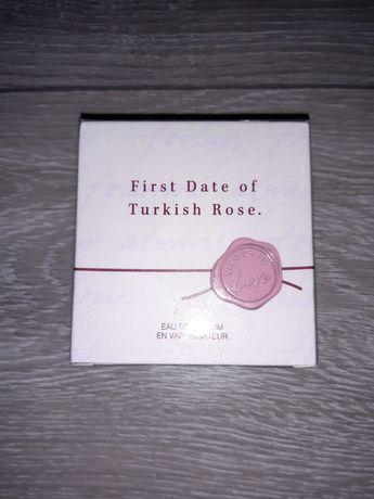 AVON First Date of Turkish Rose 30ml