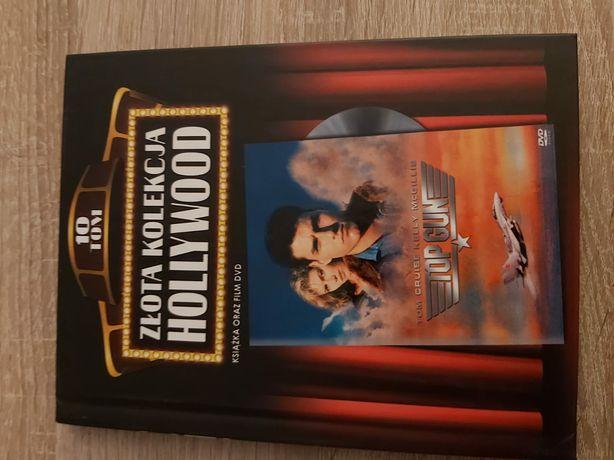 Top Gun- Tom Cruise i Kelly McGillis Polski Lektor Film Dvd Unikat