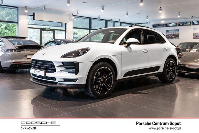 Porsche Macan 2.0, FV VAT23%, Gwarancja, Salon Polska