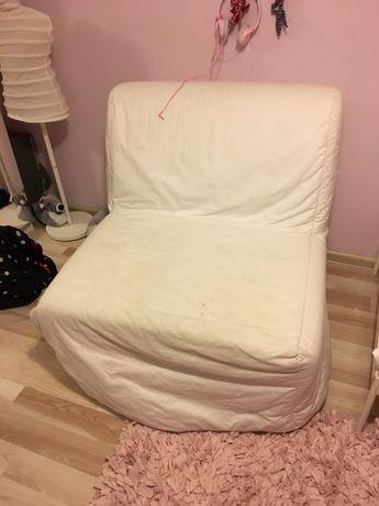 Fotel rozkładany z Ikea