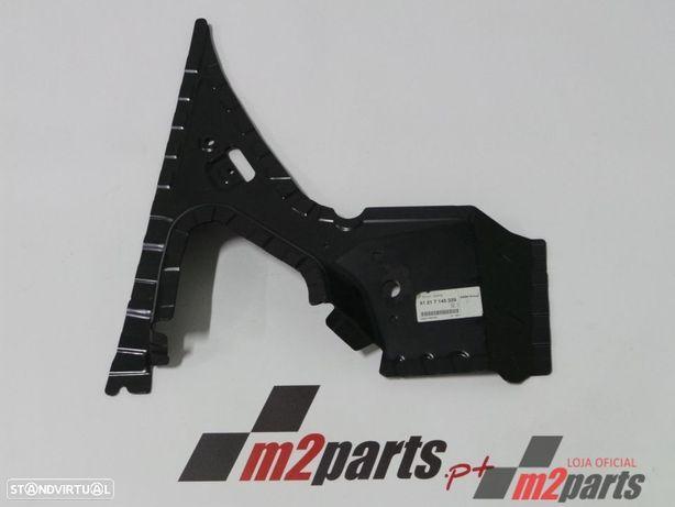 Chapa união estrutura lateral F (Original) Cor Unica Esquerdo/Frente BMW 3 (E90)...