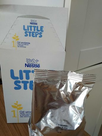 Oddam mleko Little Steps 1 1x300g