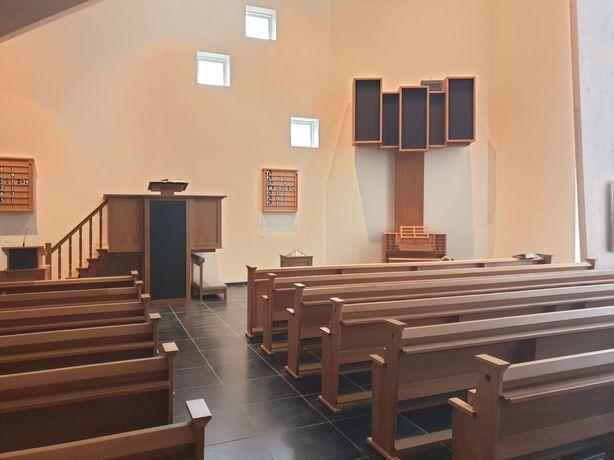 Organy kościelne Monarke z nagłośnieniem