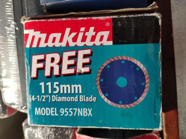 Болгарка Makita 9557NBX