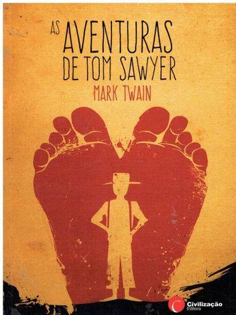 7641 As Aventuras de Tom Sawyer de Mark Twain; PNL