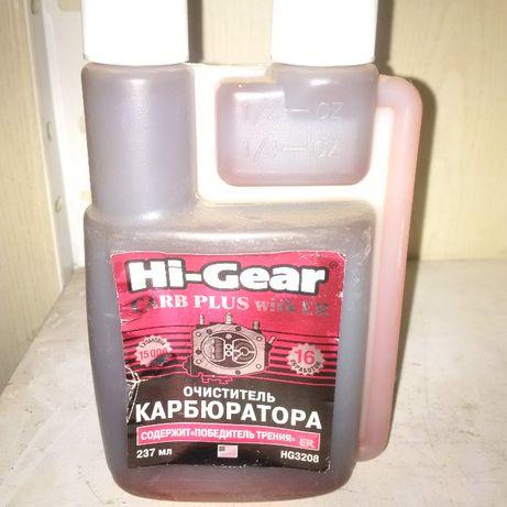 Очисник карбюратора Hi-Gear HG 3208 з кондиціонером металу ER
