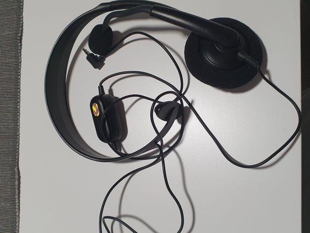 Słuchawki z mikrofonem Microsoft X BOX 360 oryginalne