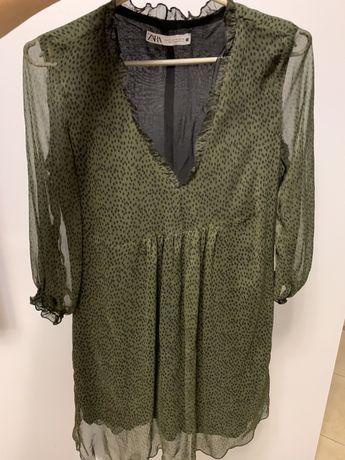Zara сукня, женское платья Zara