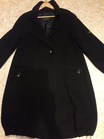 Летняя цена/Дорогущее пальто оверсайз настоящая шерсть с кашемиром.