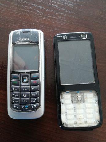 Sprzedam telefony Nokia 6020 i Nokia N73
