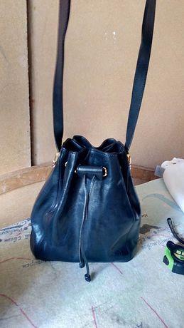 Итальянская сумка.Кожа