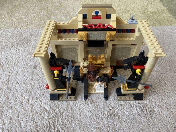 Lego Indiana Jones (7621)