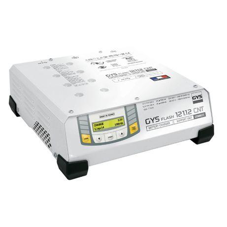 GYSFLASH 121.12 CNT FV Cabo 5 Metros - Estabilizador de corrente 120A