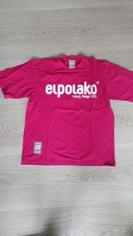 ELPOLAKO koszulka męska. Donguralesko