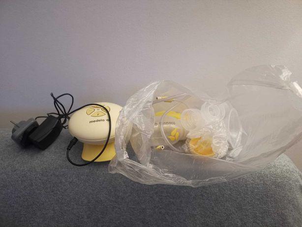 Laktator medela elektryczny 2x użyty
