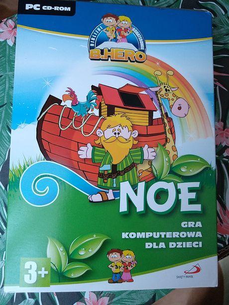 2 gry komputerowa dla dzieci: Noe i Dawid