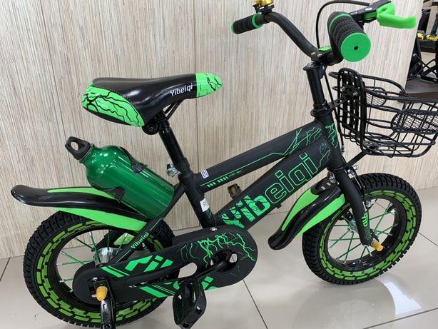 Rowerek dla dziecka rower dla chłopca i dziewczynki 12cali model 002