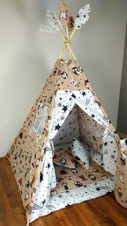 Вигвам, палатка детская, полный комплект