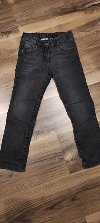 Spodnie jeansowe 122cm