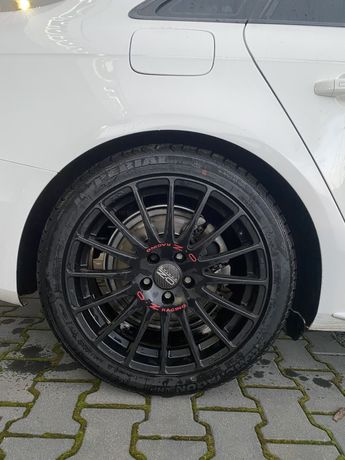"""Felgi OZ Racing 18"""" 5x112"""
