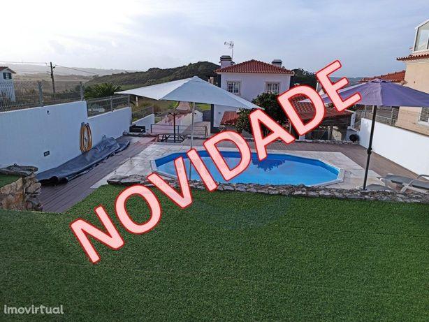 Moradia Isolada com piscina perto de Óbidos
