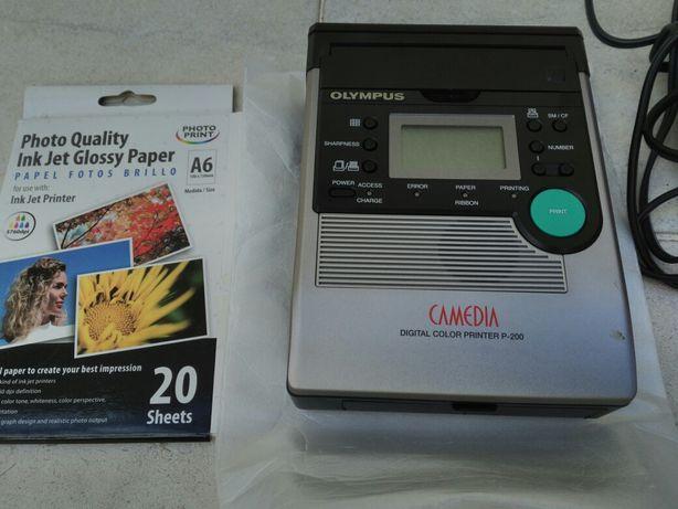 Olympus Printer P-200