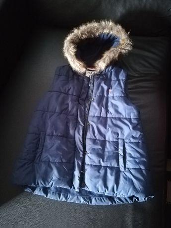 Colete 12 anos e casaco 10 anos LANIDOR, menina