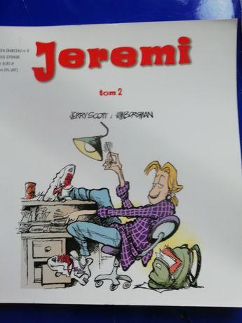 Jeremi strefa śmiechu Tom 2