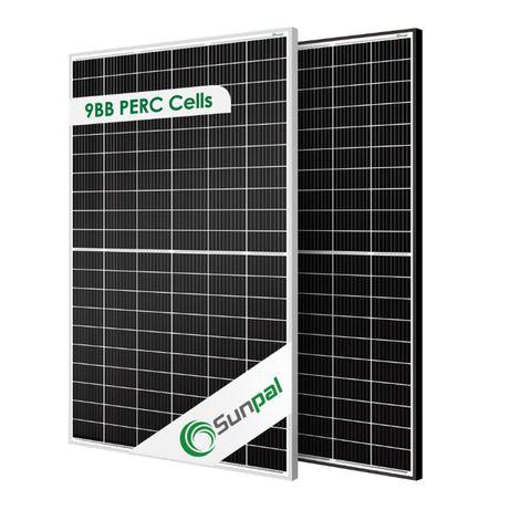 Panele fotowoltaiczne SunPal 340W MONO PERC Half-Cut Klasa: A