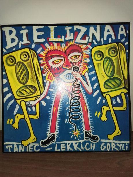 Winyl LP Bielizna - Taniec Lekkich Goryli - pierwsze wydanie