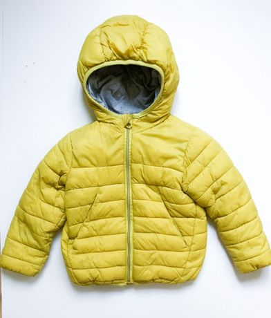Демисезонная куртка на мальчика Zara kids
