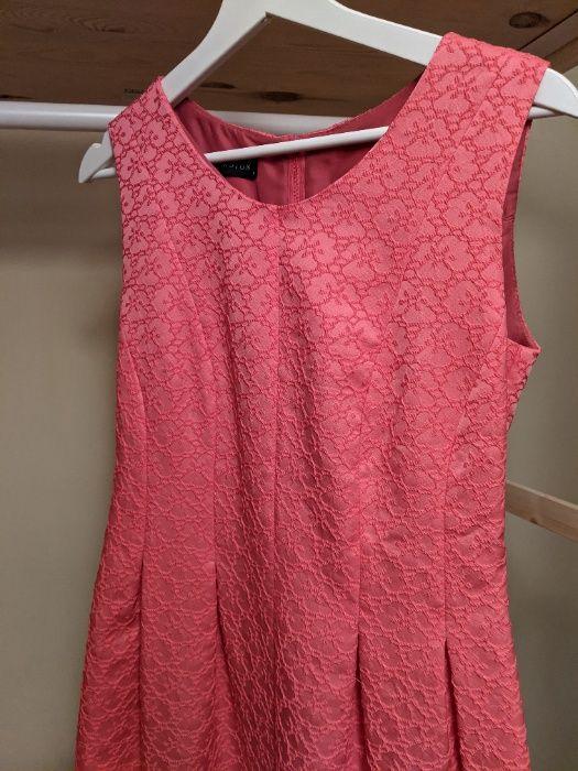 Różowa sukienka koktajlowa KOTON rozmiar S Stęszew - image 1