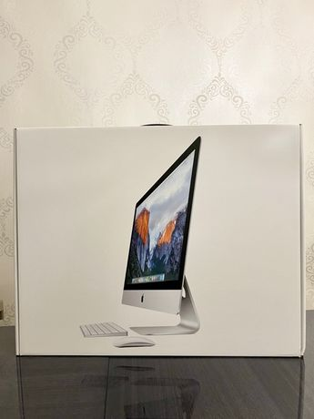 """Apple iMac 27"""" 5K Intel Core i5 3.2 / 16GB /SSD 128Gb+1Tb Fusion Drive"""