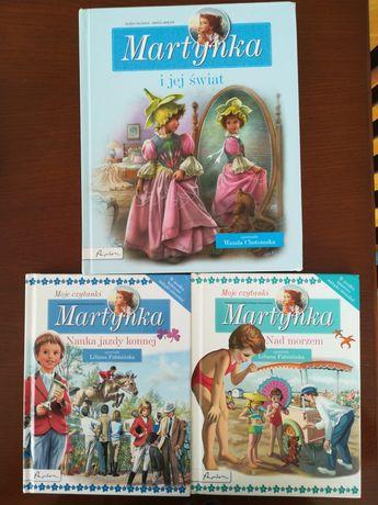 Martynka i jej świat 8 opowiadań, Moje czytanki Nauka jazdy Konnej...