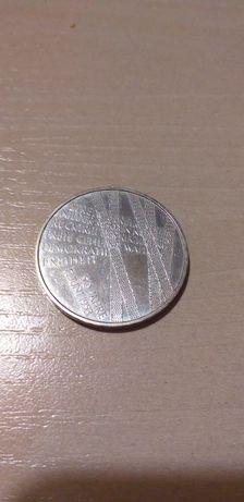 10 euro niemcy 2003 srebro