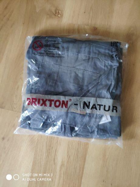 Spodnie robocze ogrodniczki w rozmiarze 52+ koszula flanelowa XL