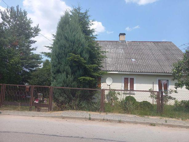 Domek z działka Chlewiska