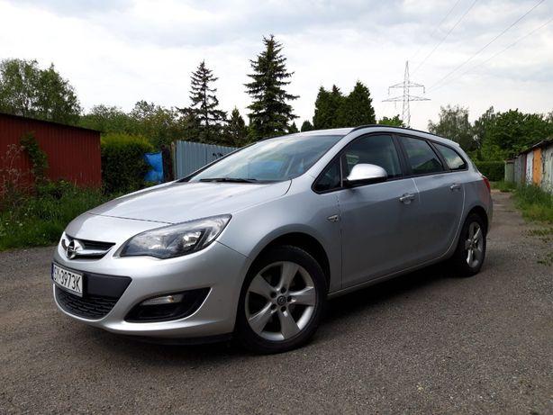 Opel Astra J SportsTuorer 1.6 CDTI ecoFlex 2015