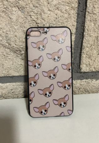 Capa Iphone 7 Plus/8 Plus - Chihuahua's