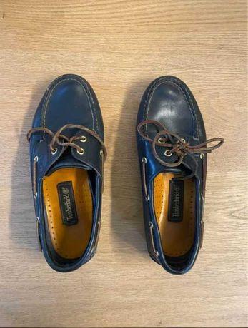 Sapatos azuis (tamanho 41-42) - Timberland