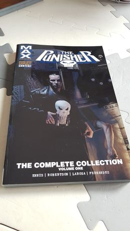 Punisher Max The Complete Collection Vol. 1 EN
