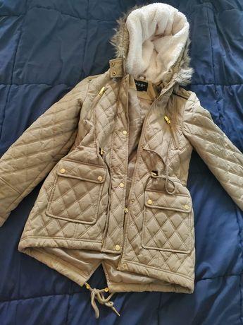Куртка демисезонная стеганая XS/S размер