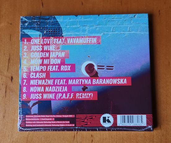 CD nowa płyta zafoliowana fabrycznie Nowa Nadzieja Diego Cichy Don