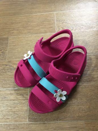 Crocs босоножки сандали
