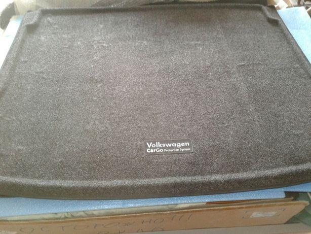 Ковер  коврик в багажник VW Tiguan, Audi Q3 оригинал