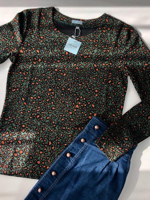 Джемпер женский зеленый Софиевская Борщаговка - изображение 1